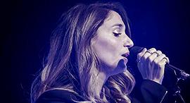 הזמרת מרב סימן טוב פנאי, צילום: פיטר זאפה הרצליה