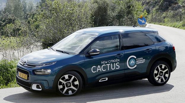 רכב סיטרואן קקטוס 2019, צילום: עמית שעל