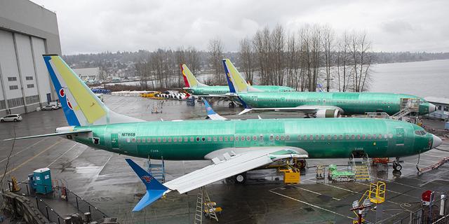 מחיר התאונות: בואינג מקצצת ב-20% את יצור ה-737