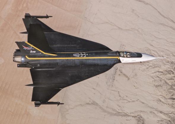 כנפי הקסם: איך קרה שה-F16 הכי גדול ומיוחד גם נכשל בענק? 1L