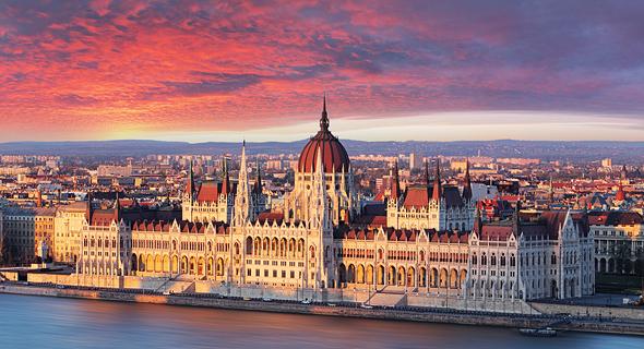 Budapest. Photo: Shutterstock