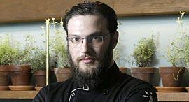 השף עידו רוזן , צילום: עמית שעל