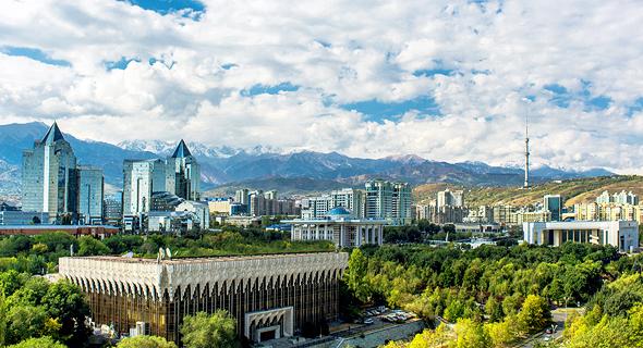 אלמטי, קזחסטן