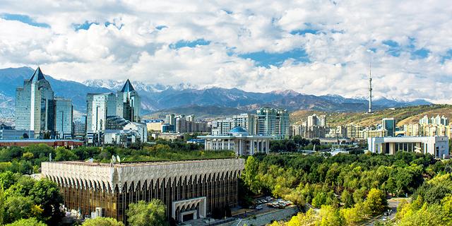 אלמטי, קזחסטן, צילום: שאטרסטוק