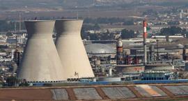 מפעל בזן בתי זיקוק נפט ב מפרץ חיפה, צילום: אלעד גרשגורן