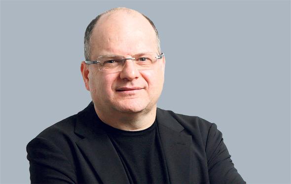 גיל שויד, מייסד צ'ק פוינט. בן 50, נשוי ואב לשישה, גר בתל אביב