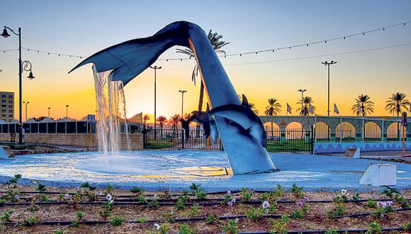 כיכר קרית ים, צילום: שרון ינאי