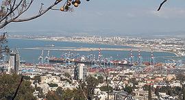 חיפה, צילום: אלעד גרשגורן