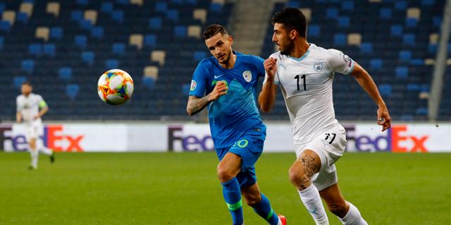 7 הערות על התיקו 1-1 בין ישראל לסלובניה