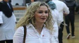 השופטת רונית פוזננסקי כץ חזרה לעבודה , צילום: YNET