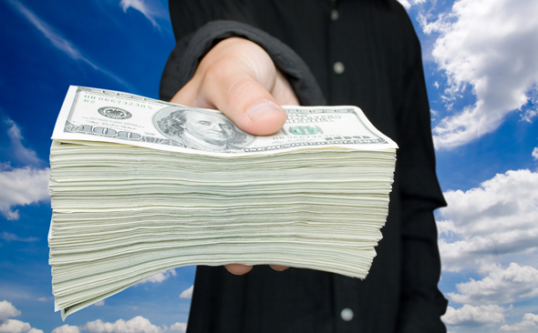 Every startup requires an initial invetment. Photo: Shutterstock