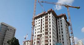 """בניין תמ""""א 38 זירת הנדל""""ן, צילום: אוראל כהן"""