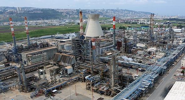 מפעל בזן בחיפה