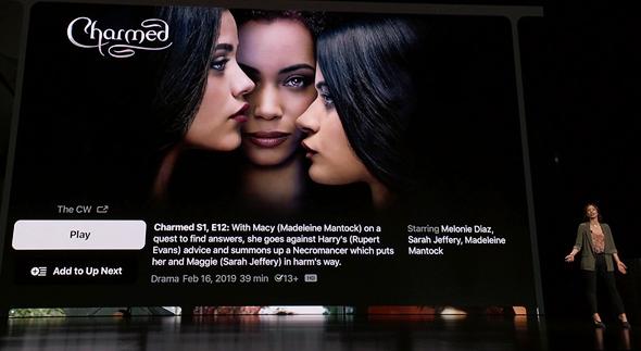 אפל TV Channels סטרימינג