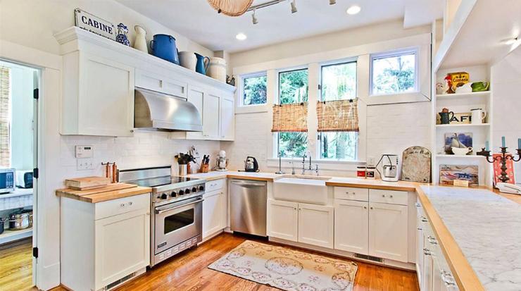 המטבח, צילום: SOTHEBY