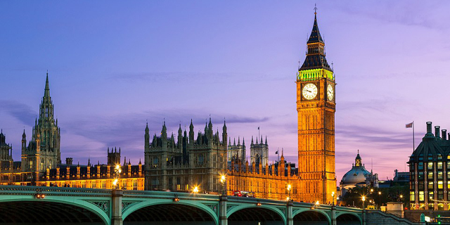 London. Photo: Shutterstock