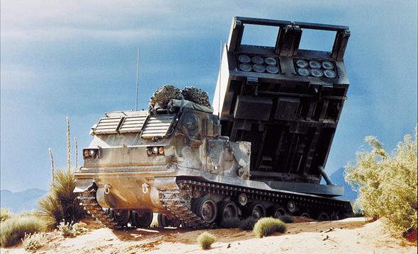 משגר רקטות M270