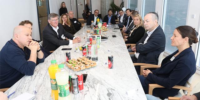 Citigroup CEO Meets With Tech Entrepreneurs in Tel Aviv