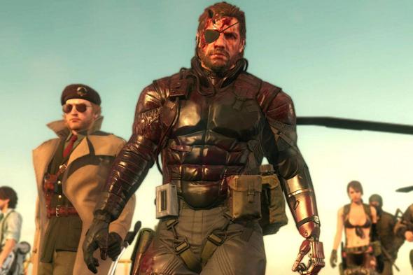 """""""Metal Gear Solid"""". הדמויות יכולות להשתלט לשחקן על הקונטרולר"""