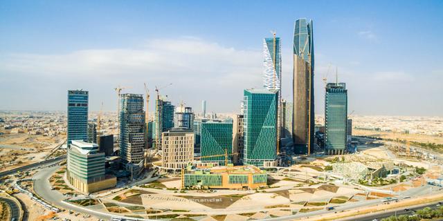 ריאד, בירת סעודיה, צילום: בלומברג