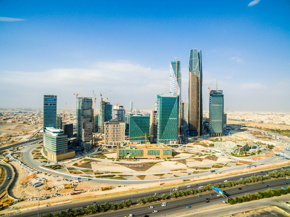 ריאד, בירת סעודיה. העבודות יחלו בקיץ הקרוב