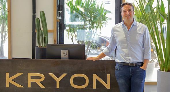 """הראל טייב, מנכ""""ל Kryon"""