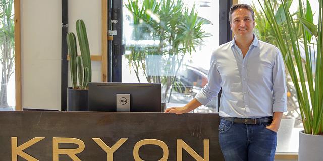 """הראל טייב, מנכ""""ל Kryon, צילום: שי שבירו"""