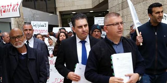 על רקע מחאת התושבים: נדחו הדיונים בתוכנית להקמת עיר ערבית ליד עכו