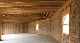 """קירות גבס של אורבונד  זירת הנדל""""ן, צילום: אורבונד"""