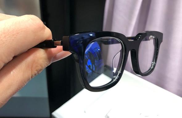 וואווי משקפיים חכמים, צילום: עומר כביר
