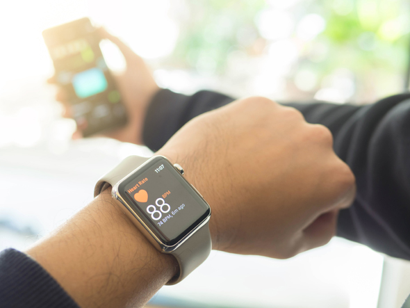 Apple Watch. Photo: Shutterstock