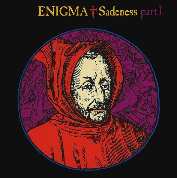 """עטיפת הסינגל """"Sadeness: Part 1"""". העפיל לראש המצעד ב־24 מדינות, צילום: EGOEST"""