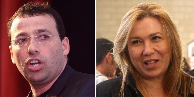 הקרב שמסעיר את הרשת: רביב דרוקר נגד איילה חסון