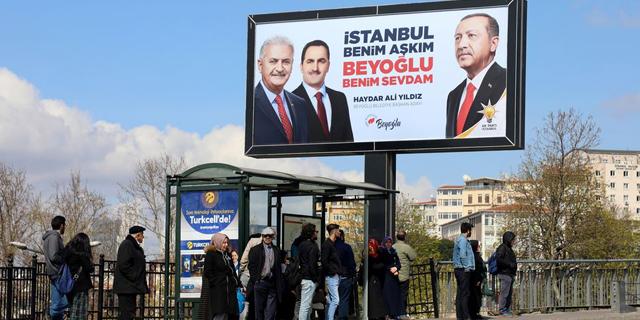 היום בחירות מקומיות בטורקיה - מבחן ראשון לשלטון ארדואן
