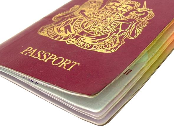 דרכון אירי, צילום: שאטרסטוק