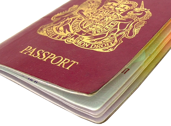 דרכון אירי