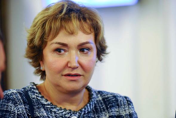 נטליה פילבה.  דורגה בשנה שעברה על ידי מגזין פורבס כאישה הרביעית העשירה ביותר ברוסיה, צילום: איי פי