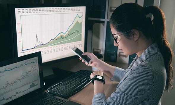 Software developer (illustration). Photo: Shutterstock
