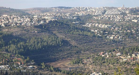 מועצה אזורית מטה יהודה. אזור ביקוש