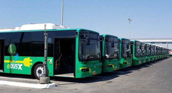 אוטובוסים של גולדן דראגון