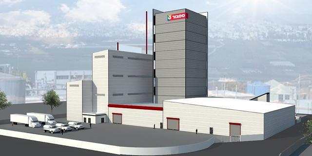 טמבור תשקיע כ-100 מיליון שקל בהקמת מפעל לחומרי בנייה באשקלון