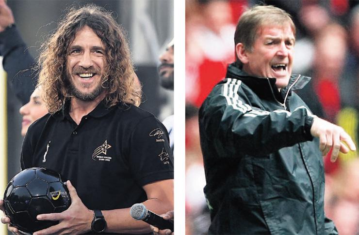 """קני דלגליש, שחקן עבר ומאמן מיתולוגי של ליברפול. """"תתקשר מתי שאתה רוצה"""", צילום: איי פי, איי אף פי"""