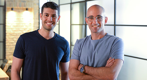 Run:AI co-founders Omri Geller (left) and Ronen Dar. Photo: PR