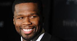 ראפר 50 סנט 50 Cent, צילום: גטי אימג'ס