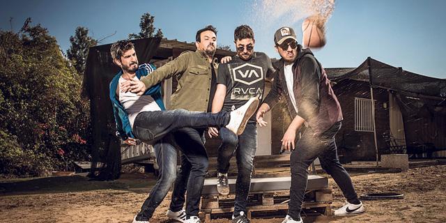 יוצאים מהבגאז': הלהקה שעוברת למגרש של הגדולים