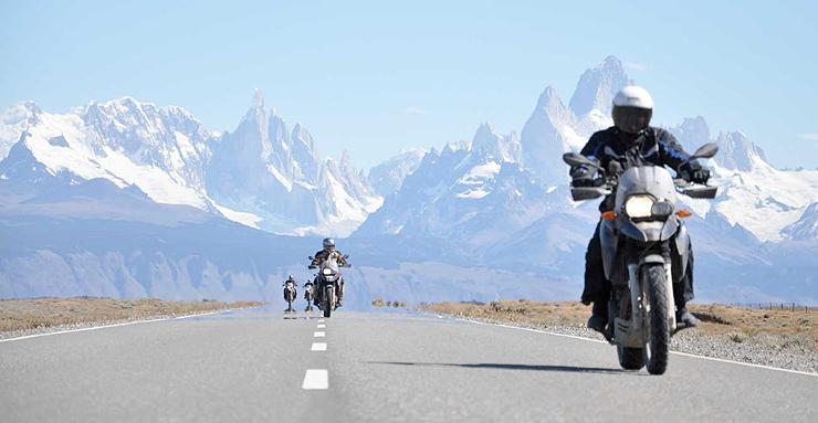 טיול אופנועים ב-Ruta 40 בארגנטינה , צילום: argenuna horizonte tours