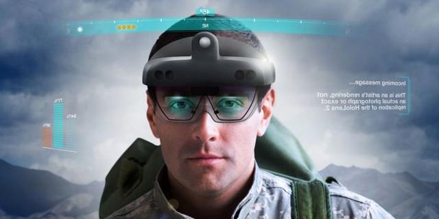 """מיקרוסופט תהפוך את המלחמה למשחק מחשב עבור צבא ארה""""ב"""