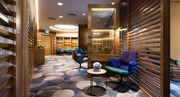 The Lounge. Photo: David Kalaf