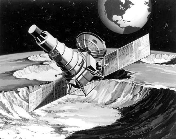 חללית מסדרת ריינג'ר