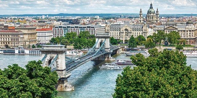 בודפשט. דחקה את ברלין ולונדון מפסגת הרי ההיי-טק , צילום: שאטרסטוק